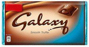 Galaxy Smooth Truffle (Bigger 135g bar) £1 at Tesco