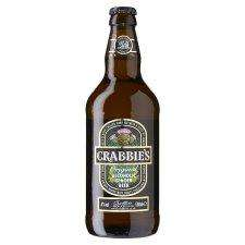 Crabbies Alcoholic Ginger Beer (500ml), from tomorrow, 4 for £5  @ Tesco