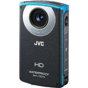 JVC Full HD Waterproof Pocket Camcorder with 3 inch Touch Panel  GCWP10 @ £218.56 @ Amazon