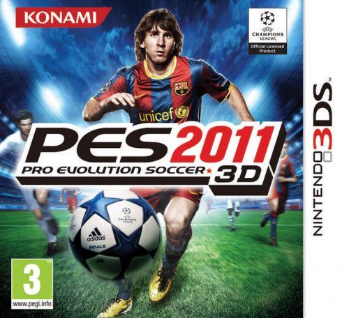 £35 Trade-in Value For PES 2011 (3DS) @ Gamestation