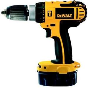 "Dewalt DC735KA 14.4V 1/2""/13mm Compact Cordless Hammerdrill/ Driver £169.95 Delivered @ ToolStop"