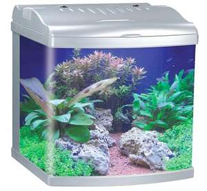 80L Orca/Boyu MT50 Nano Aquarium - Silver - £87.89 / Black - £89.99  @ Warehouse Aquatics