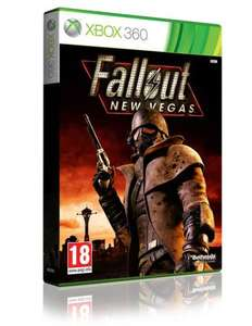 Fallout New Vegas (Xbox 360) - £12.85 or  £10.85 (with code) @ Shopto