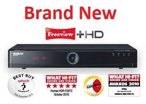 Humax HDR-FOX T2 500GB Freeview+ HD Recorder Brand New - £229.99 + £9.99 postage @ ebay buyhere22