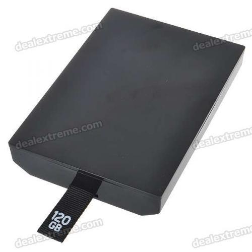 120GB Hard Disk Drive Module (Black) (Xbox 360 Slim) - £26.62 ($43.66) @ Deal Extreme