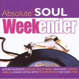Absolute Soul Weekender (CD) - £1.85 @ Zavvi