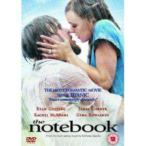 The Notebook (DVD) - £2.99 @ Amazon & Play or (Blu-ray) - £5.49 @ HMV