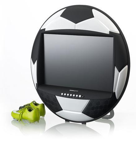 "Hannspree 28""  TV Full HDMI - Football Shaped! - £176.81 Delivered @ Hannspree UK"