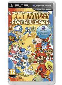 *PREOWNED* Fat Princess: Fistful of Cake For PSP - £2.98 @ Game