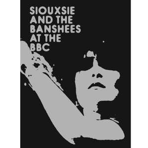 Siouxsie & The Banshees: At The BBC (3 CD digitally-remastered & DVD) (DVD Hardback Book) - £13.99 Delivered @ Play