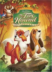 Sainsburys price glitch - 2 copies of The Fox and the Hound DVD for £4.99 delivered @ Sainsburys entertainment