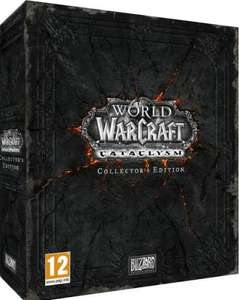 World of Warcraft: Cataclysm: Collector's Edition (PC) - £29.85 @ Zavvi