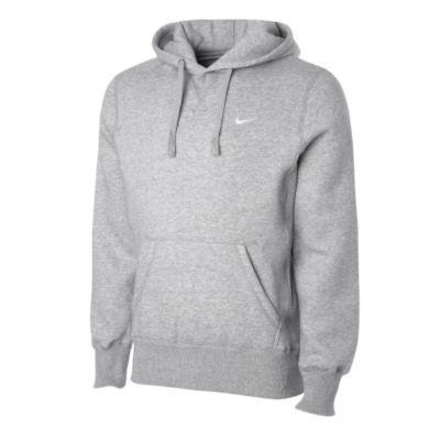 Nike Grey Long Sleeved Fleece Hoodie (Small Only) - Now £14.50 @ Debenhams