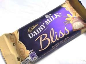 Dairy Milk Bliss Chocolate Bars 2for1 £0.66 @ Co-Op