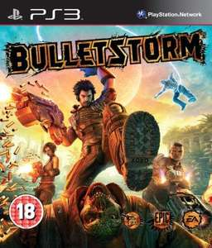 Bulletstorm (PS3) - £22.99 @ Amazon