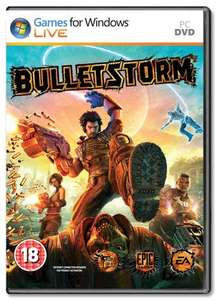 Bulletstorm For PC - Only £14.99 @ Amazon