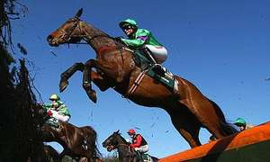 FREE £3 Grand National Bet NO Deposit! SIGNUP Thats It! @ Blue Square