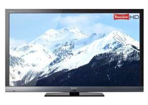 "Sony Bravia KDL46EX713 - 46"" Widescreen Full HD 1080p LCD Internet TV with Edge LED Screen, Motionflow 100Hz and Eco Features *Freeview HD* - £689.87 (with code) @ Amazon"