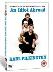 Karl Pilkington's An Idiot Abroad (DVD) - £4.99 @ Tesco Entertainment