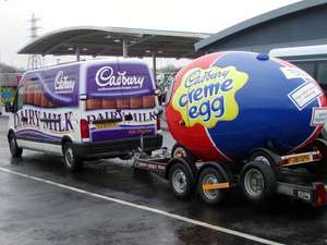 Creme Eggs 19p each wow @Home Bargains
