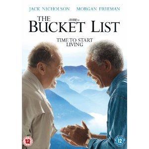 The Bucket List (DVD) - £2.99 @ Amazon