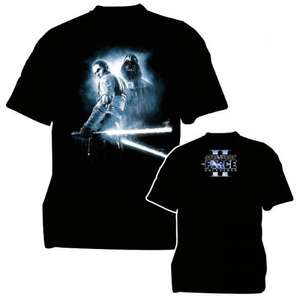 Star Wars The Force Unleashed T Shirt £2.86 @ Shopto.net