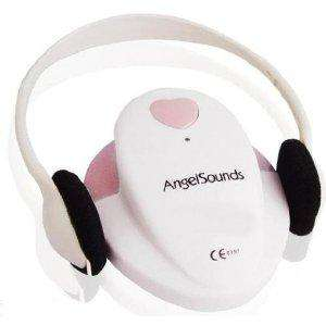 AngelSounds Fetal Heart Detector (Doppler) - Was £39.99 Now £14.98 @ Amazon