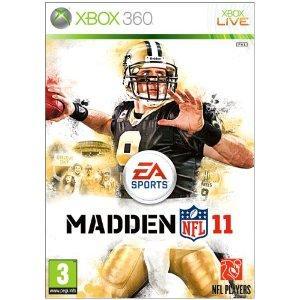 Madden NFL 11 (Xbox 360) (PS3) - £15.99 @ Amazon