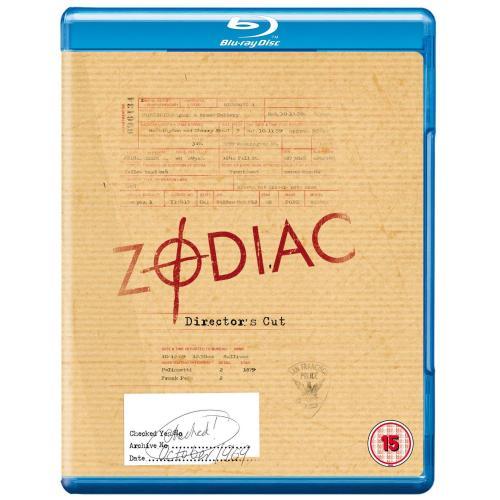 Zodiac: Director's Cut (Blu-ray) - £7.25 @ Amazon & HMV