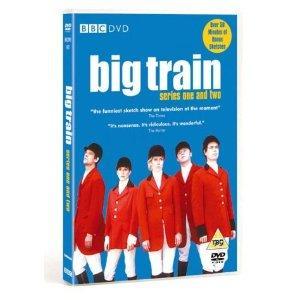 Big Train: Complete BBC Series 1 & 2 (DVD) - £5 @ Amazon