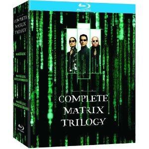 Matrix Trilogy (Blu-ray) - £14.97 @ Amazon
