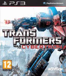 Transformers: War for Cybertron (PS3) - £9.98 @ Gamestation