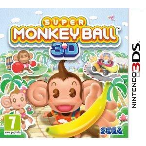 Super Monkey Ball (3DS) - £17.85 @ The Hut