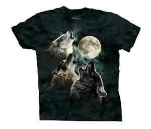 3 Wolf Moon T-Shirt - £13.99 @ Amazon