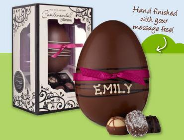 Half price Thorntons eggs £4.99