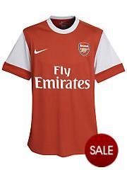 Arsenal Football Shirts Home and Away & Man U Home Shirts - £13.50 + £3.95 Postage @ Very