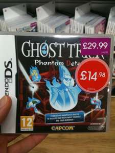 Ghost Trick Phantom Detective (DS) - £14.98 @ Game (Instore)