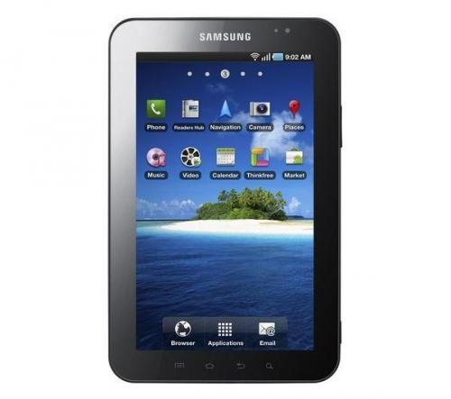 Samsung Galaxy Tab WiFi GT-P1010 Tablet PC - 16GB - £299.99 @ Dixons