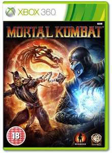 Mortal Kombat - £4.99 Trade in Deal @ Game