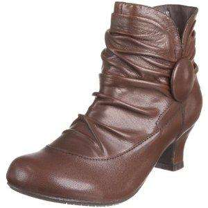 Hush Puppies Womens Kimberley Leather Ankle Boot (RRP £70) - Now £30.57 @ Amazon