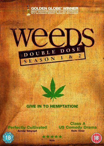 Weeds: Seasons 1 & 2 (DVD) - £9.99 @ Amazon