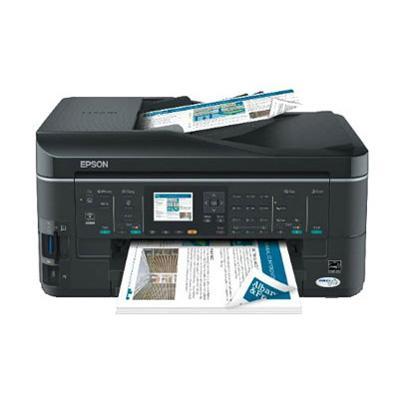 Epson 4-In-1 Duplex Colour Inkjet Printer BX625FWD - £36.20 delivered - Caboodle - 82% OFF!