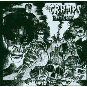 The Cramps: Off The Bone (CD) - £3.99 delivered @ Play