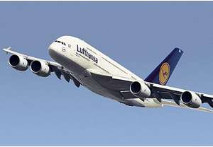 South Africa Return (on A380) - £349 @ Lufthansa (Be Quick!)