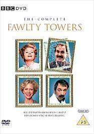 Fawlty Towers Complete Box Set (DVD) - £10.97 @ Tesco Entertainment (+ Quidco)