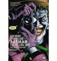 Batman: The Killing Joke (Deluxe Edition) (Special Edition) (Hardcover) Graphic Novel by Alan Moore & Brian Bolland (RRP £11.99) - only £5.84 delivered @ The Book Depository