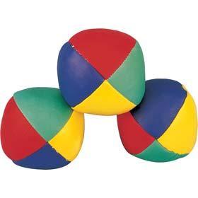 Set of 3 Juggling Balls - £1.99 @ Amazon