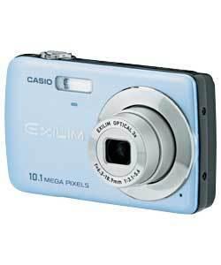 Casio Exilim EX-Z33 10MP Digital Camera - Blue - £39.99 + £2.99 Postage @ eBay Argos Outlet