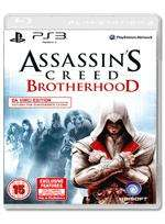 Assassin's Creed Brotherhood: Da Vinci Edition (PS3) - £20.98 @ Game
