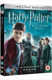 Harry Potter And The Half-Blood Prince (DVD) - £3.97 @ Tesco Entertainment